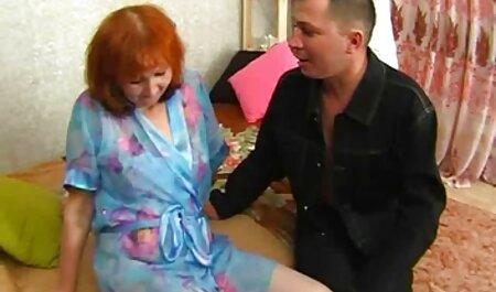 MILF آلمانی در کلیپ سکسی چاق رختخواب