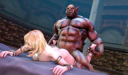 رابطه جنسی با یک خروس سکس چاق ویدیو بلند.