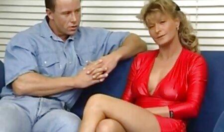 لعنتی دیوانه با dildo. فیلمهای سکسی زنهای چاق