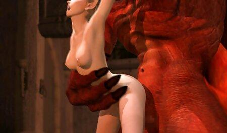 لوله کش زنی با موهای قرمز سکسپیرزن چاق farts.