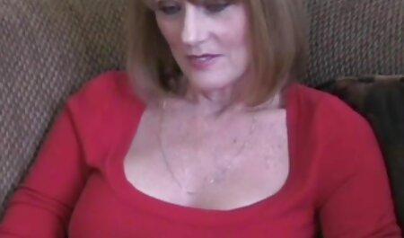 دختر شاخی در حضور همسرش دو پسر را می دانلود فیلم سکسی زن چاق خورد