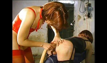رابطه عکس سکسی کوس چاق جنسی با یک ماساژور زیبا.