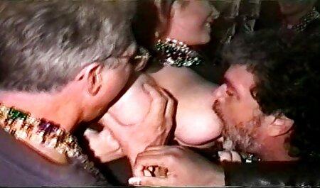 گانگبانگ - سکسایرانی چاق 1 مرد و 2 زن.