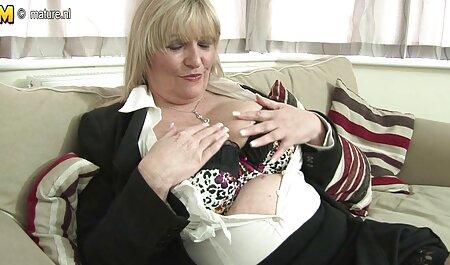 جینا جرسون با سینه های کوچک خودش دانلود فیلم سکسی چاق را از کنار دریا به یک پسر داد