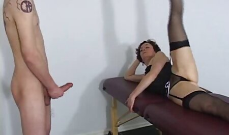 لاتین در جوراب ساق کلیپ سکسی چاق بلند.