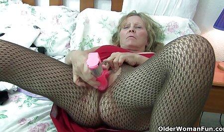 این مرد دوست دختر خود را با دوربین Go-Pro تقلید می کلیپ سکس زن چاق کند.